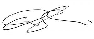 Chris Signature