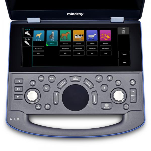 Vetus E7 Ultrasound Machine Keypad