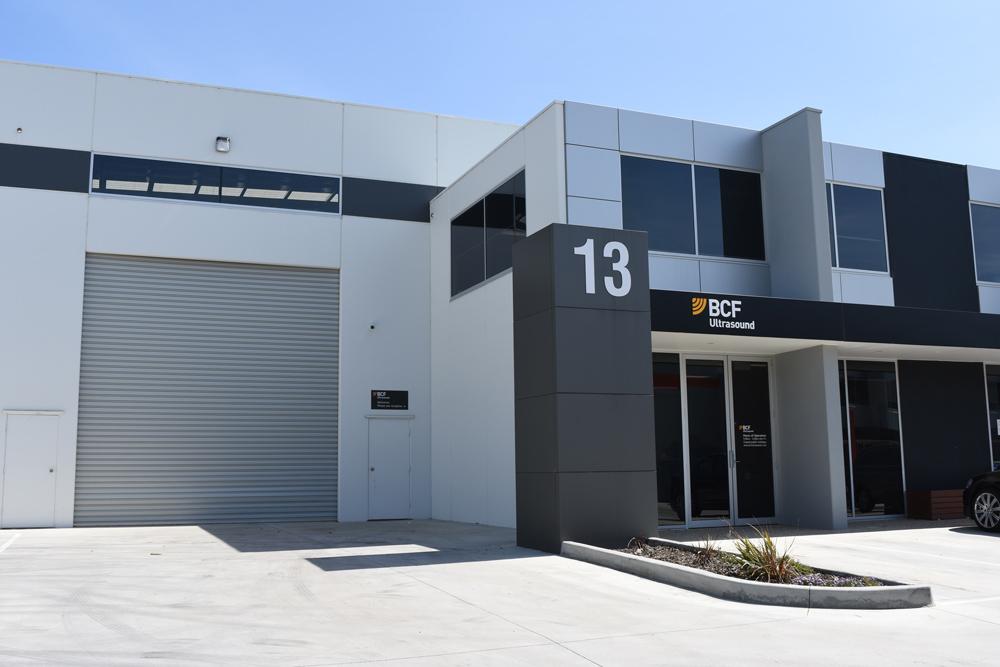 BCF Ultrasound Mitcham office