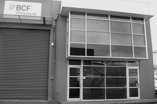 BCF Ultrasound New Zealand office